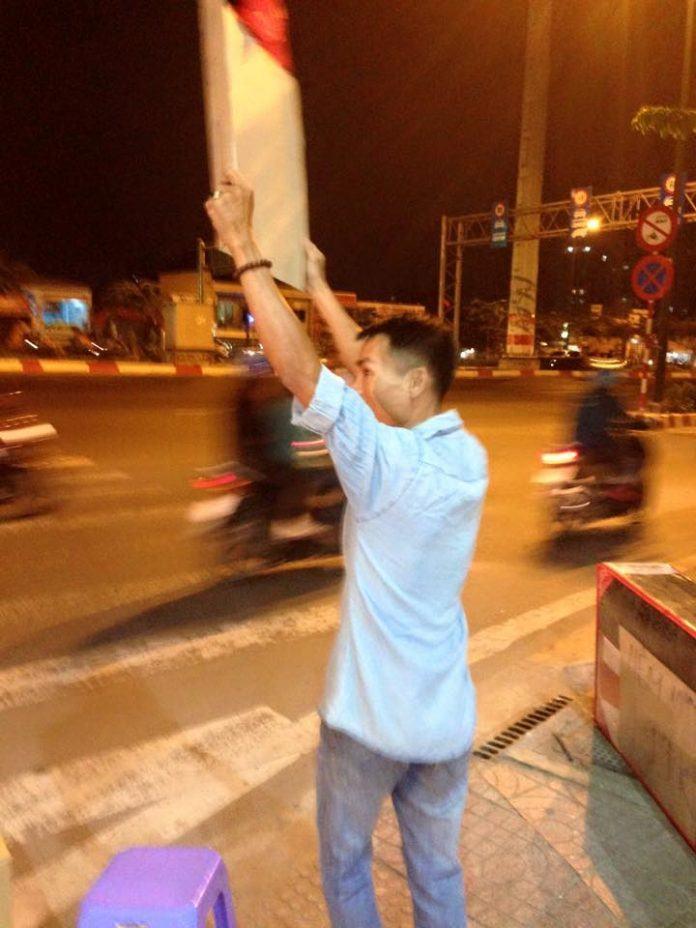 bán hàng đường phố