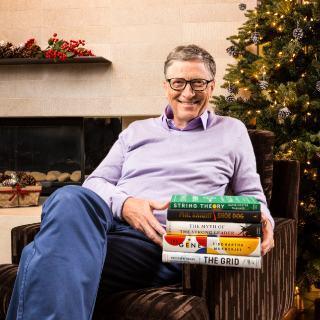 Tỉ phú Bill Gates