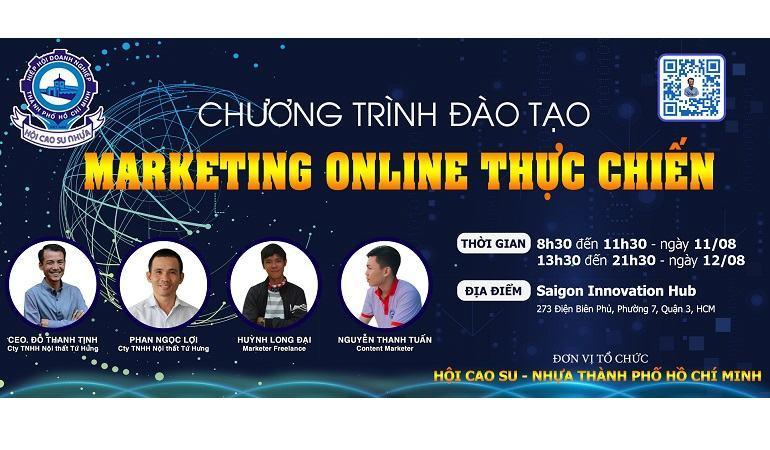 Lớp Marketing Online