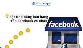 Ban Hang Tren Facebook Ca Nhan